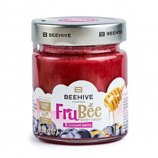 FruBee honey-cream & currant berry 250 g