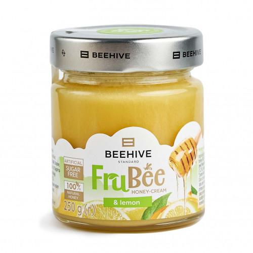 Мед-крем FruBee з лимоном