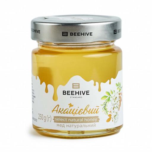 Мед натуральний акацієвий 250 г