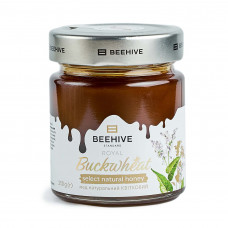 Buckwheat  natural honey 250 g