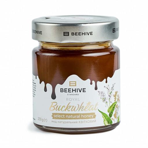 Крем-мед натуральний квітковий 250 г