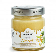 Linden natural honey 250 g