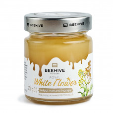 White Flower natural honey 250 g