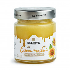 Sunflower natural honey 250 g